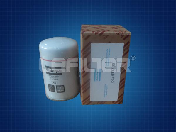 filtro de óleo Atlas 1513033700 para com