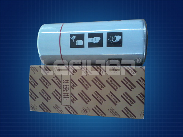 Atlas Copco Compressor de ar filtro cartu