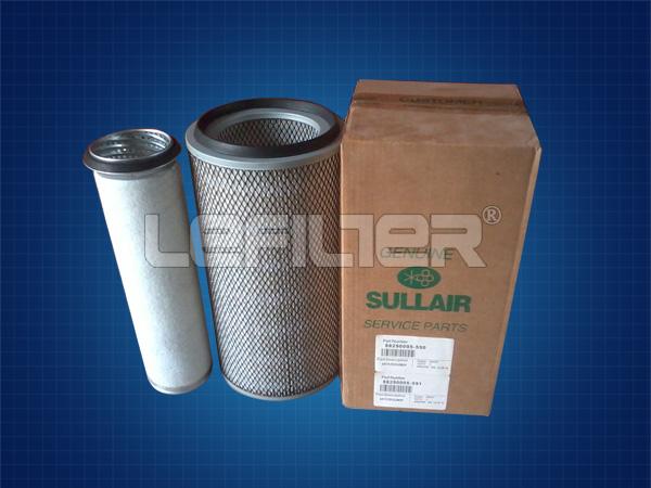 Sullair Filtro de ar usado para 88290005-