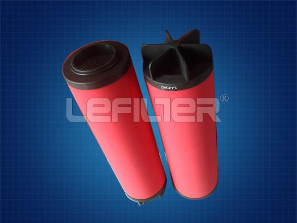 P550550 de cartucho de filtro de óleo fi