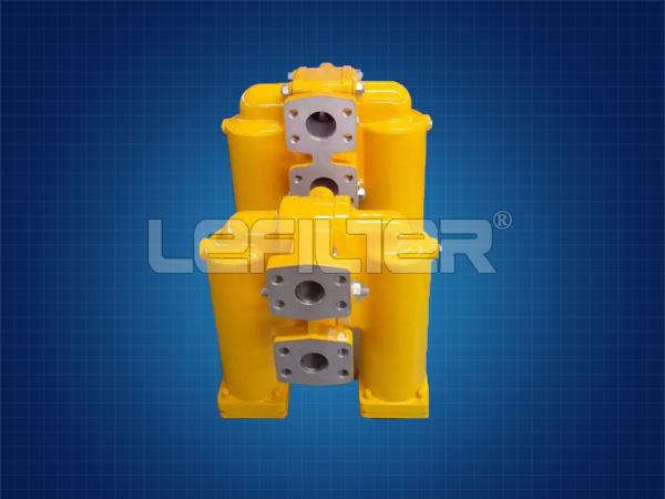 Filtro de óleo de duplo cilindro de RFLD