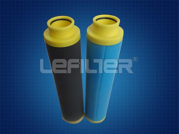 Elementos de filtro de ar comprimido de B