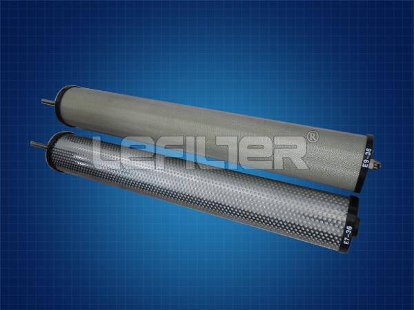Elemento de filtro de ar comprimido de Ha